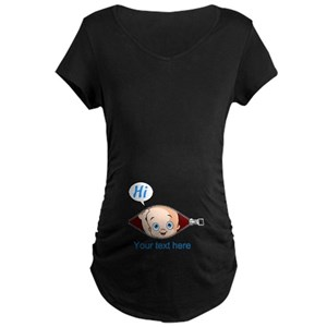bb1438336a4 Funny Maternity T-Shirts - CafePress