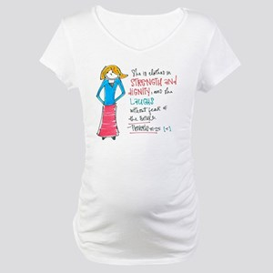 Faith Maternity T-Shirt