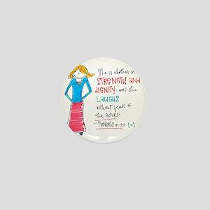 Faith Mini Button
