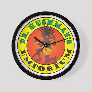 Kushman Logo Wall Clock