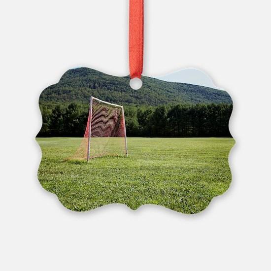 Soccer Goal Ornament