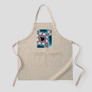 Mandelbrot fractal. Computer-generated image Apron