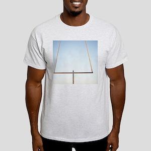 Football goal post Light T-Shirt