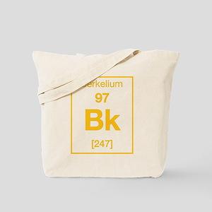 Berkelium Tote Bag