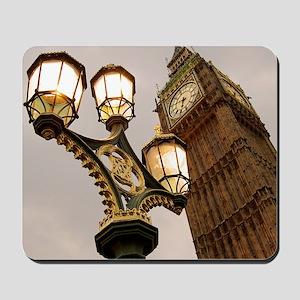 Big Ben, London, United Kingdom. Mousepad