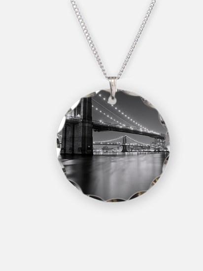 Brooklyn Bridge and Manhatta Necklace
