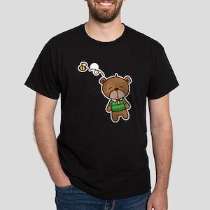 Honey Bear Dark T-Shirt