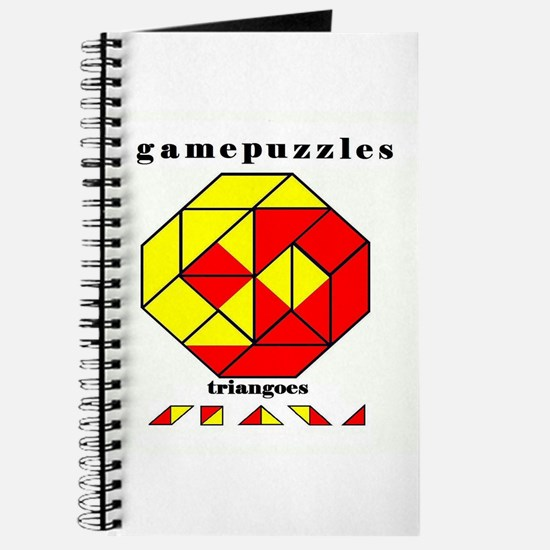 TRIANGOES JR gamepuzzles Journal