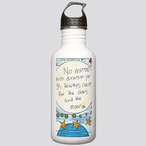 Reach For The Stars an Stainless Water Bottle 1.0L