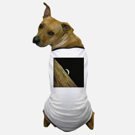 Earth and Moon Dog T-Shirt