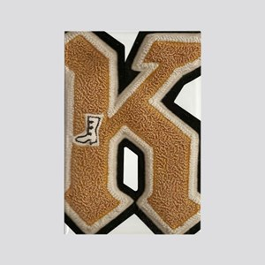 Kennedy Barstow Rectangle Magnet