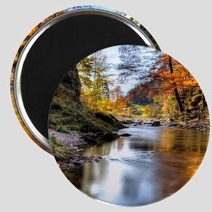 Fall at Prien Creek. This creek one of long Magnet