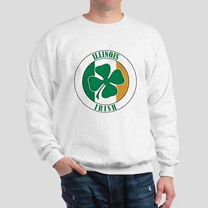 Illinois Irish Sweatshirt