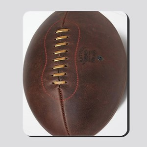 rugby ball Mousepad
