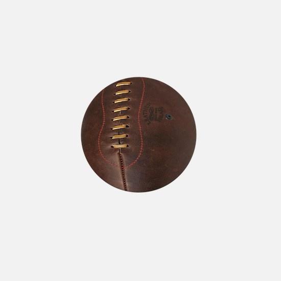 rugby ball Mini Button