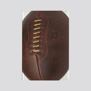 rugby ball Rectangle Magnet