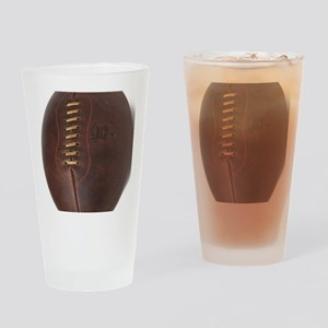 rugby ball Drinking Glass
