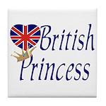 British Princess Tile Coaster