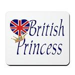 British Princess Mousepad