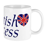 British Princess Mug
