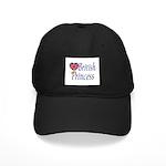 British Princess Black Cap