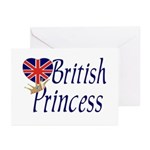 British Princess Greeting Cards (Pk of 10)