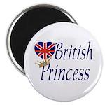 British Princess Magnet