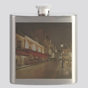 France, Paris, Montmartre Flask