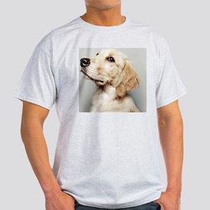 Golden retriever pup Light T-Shirt