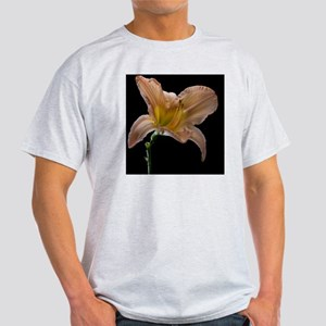 Last day lily flower of summer shot  Light T-Shirt