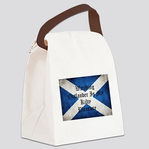 Kilty Pleasure Canvas Lunch Bag