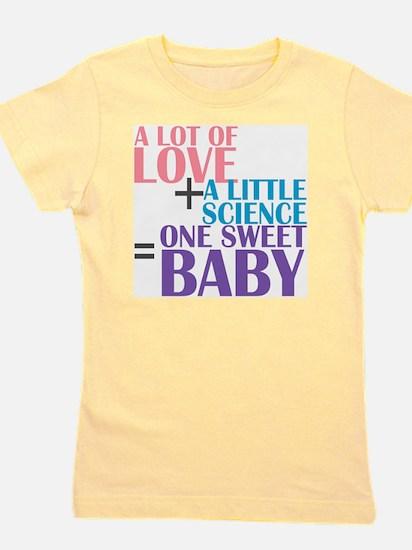IVF Baby Girl's Tee