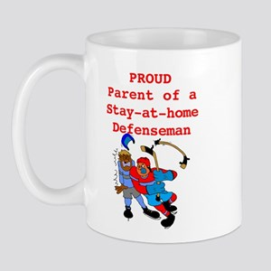 Proud of Stay-at-home Defense Mug