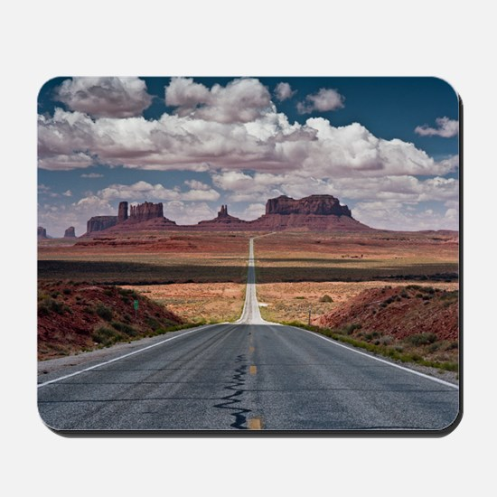 Monument Valley. Mousepad