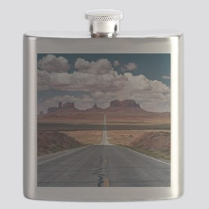 Monument Valley. Flask