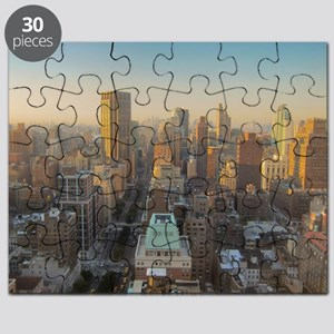New York City, Manhattan, Midtown, Park Ave Puzzle