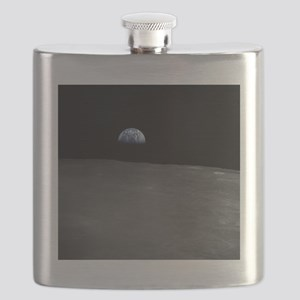 Earth Rise Flask