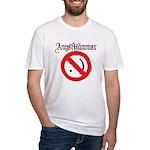 AngstHämmer Fitted T-Shirt