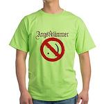 AngstHämmer Green T-Shirt