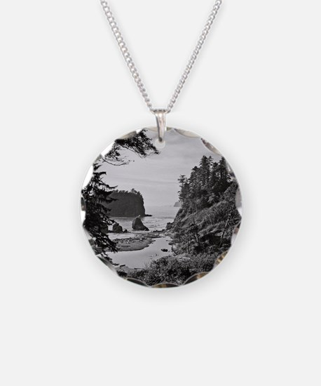 Ruby Beach, Olympic National Necklace