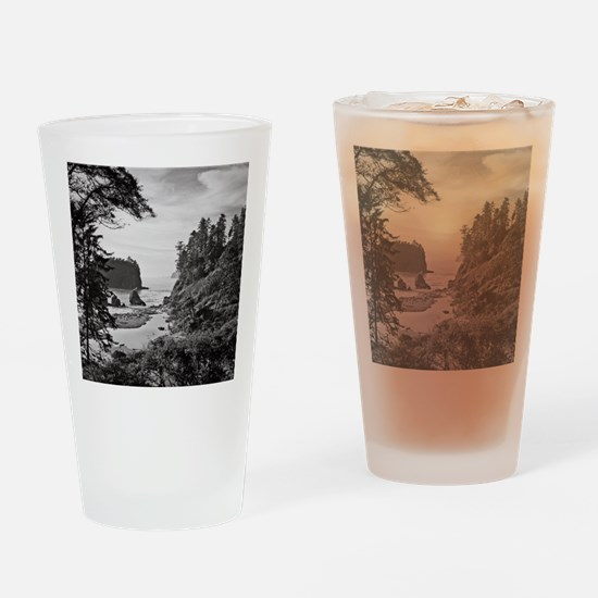 Ruby Beach, Olympic National Park,  Drinking Glass