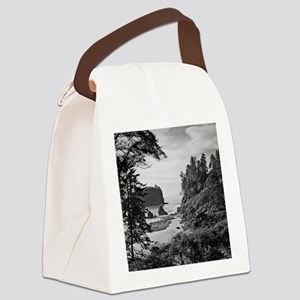 Ruby Beach, Olympic National Park Canvas Lunch Bag