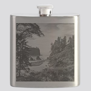 Ruby Beach, Olympic National Park, Washingto Flask