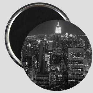 New York City at Night. Magnet