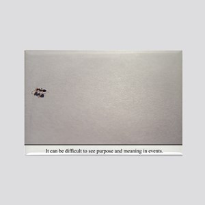 Ant Card Rectangle Magnet