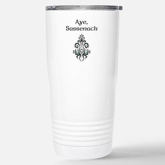 Aye Sassenach Mugs