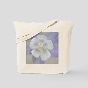 Rocky Mountain columbine flower. Tote Bag