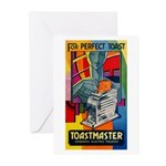 Toastmaster 1A1 Greeting Cards (Pk of 10)