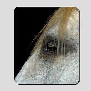 White Horse. Mousepad