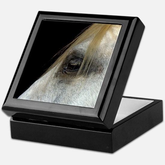 White Horse. Keepsake Box